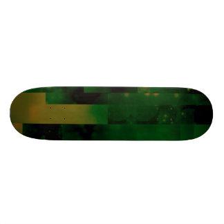 Bokeh 01, verde monopatín 19,6 cm