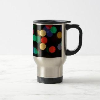 Bokeh #6 Cool bokeh photographic colourful effect Travel Mug