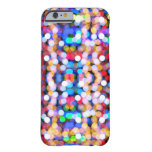 Bokeh Art Barely There iPhone 6 Case