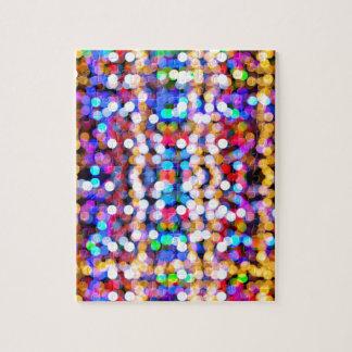 Bokeh Art Jigsaw Puzzle