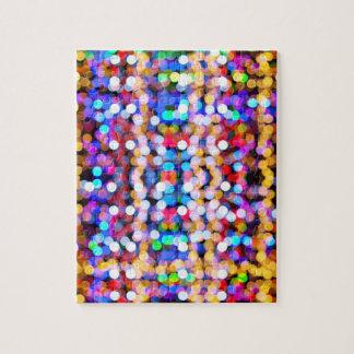 Bokeh Art Jigsaw Puzzles