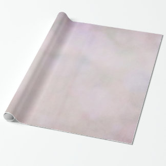 Bokeh Background Light Pink Texture Design Wrapping Paper