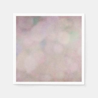 Bokeh Background Purple Mauve Texture Design Paper Napkin