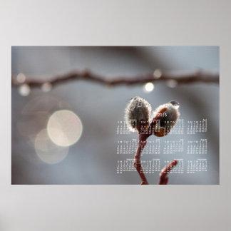 Bokeh Beautiful; 2013 Calendar Print