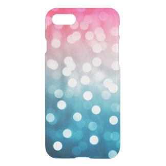 Bokeh Blush iPhone 7 Case