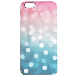Bokeh Blush Uncommon Clearly™ Deflector iPhone 6 Plus Case