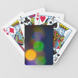 bokeh barajas de cartas