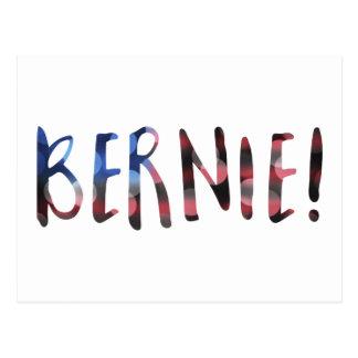 bokeh de las chorreadoras de Bernie Tarjeta Postal
