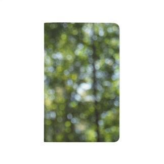 Bokeh en primavera cuadernos grapados