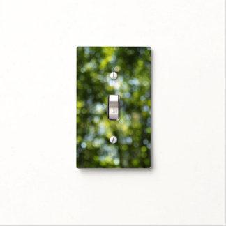 Bokeh in Spring Light Switch Cover