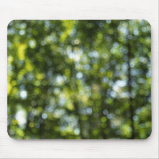 Bokeh in Spring Mouse Pad