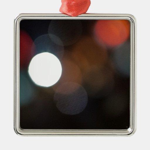 Bokeh Lights Ornamento Para Arvore De Natal