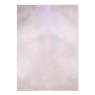 Bokeh Pastel Purple Pink Lavender Abstract Card