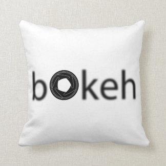 Bokeh Pillow
