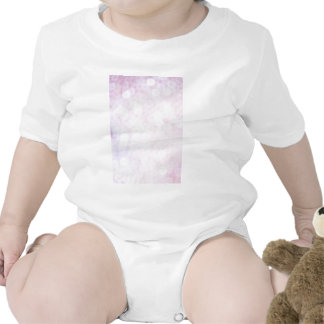 Bokeh rosado trajes de bebé