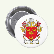 Bol Family Crest Button