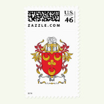 Bol Family Crest Stamps