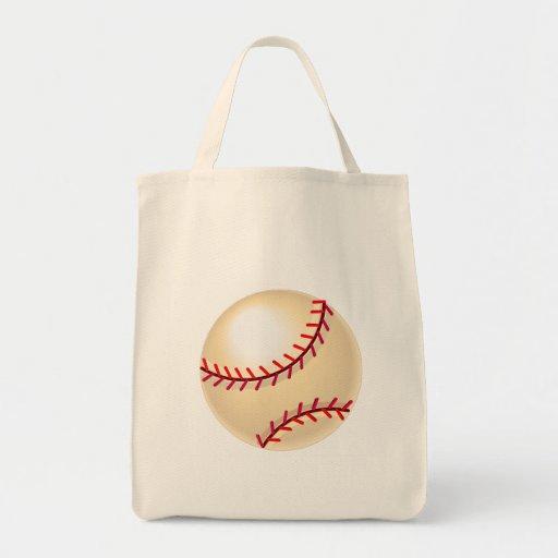Bola 2 del béisbol bolsa tela para la compra