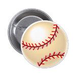 Bola 2 del béisbol pins