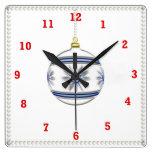 Bola #2 del navidad relojes