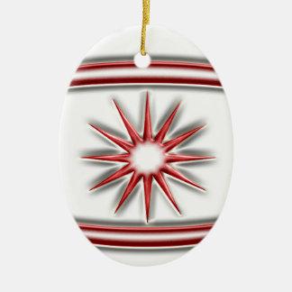 Bola #3 del navidad ornamente de reyes