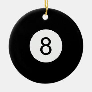 Bola 8 ornamentos de reyes magos