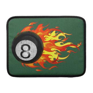 Bola 8 el flamear funda para macbook air