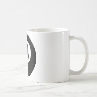 Bola 8 tazas de café