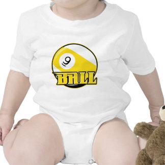 Bola 9 trajes de bebé
