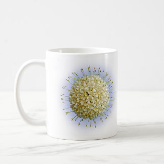 bola agrupada de la flor taza clásica