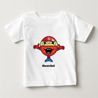 Bola atómica t-shirts