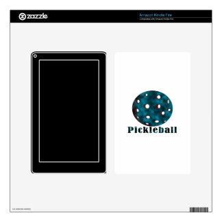 bola azul nublada pickleball .png del texto n skins para kindle fire