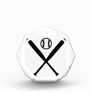Bola de bates de béisbol