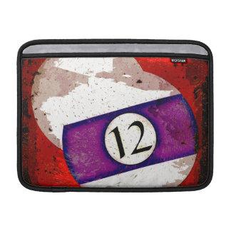BOLA DE BILLAR NÚMERO 12 FUNDAS MacBook