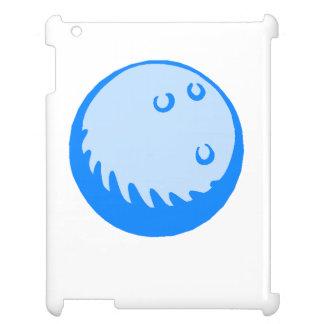 Bola de bolos azul