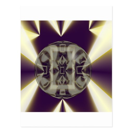 Bola de cristal de life.png tarjeta postal