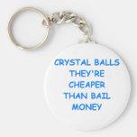 bola de cristal llaveros personalizados