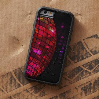 Bola de discoteca funda de iPhone 6 tough xtreme