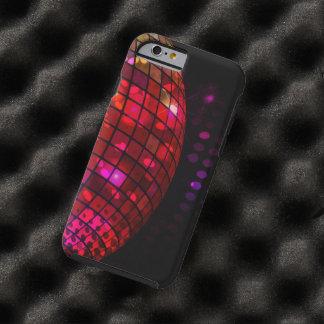 Bola de discoteca funda de iPhone 6 tough