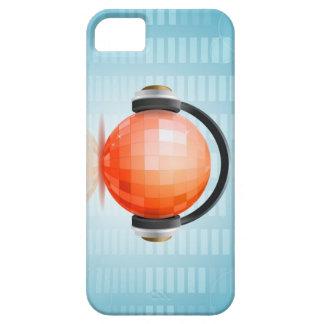 Bola de discoteca funda para iPhone SE/5/5s