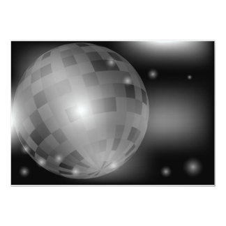 Bola de discoteca anuncios personalizados