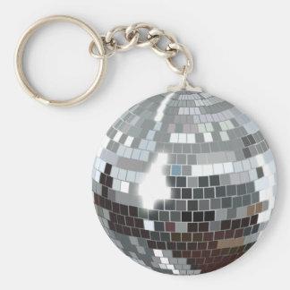 Bola de discoteca llaveros
