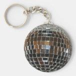 Bola de discoteca - llavero