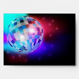 Bola de discoteca sobres