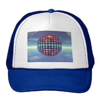 Bola de espejo gorra