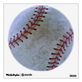 Bola de Fan-tastic_battered del béisbol Vinilo Decorativo