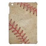 Bola de Fan-tastic_dirty del béisbol iPad Mini Protectores