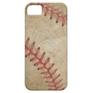 Bola de Fan-tastic_dirty del béisbol iPhone 5 Funda