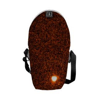 Bola de fuego misteriosa de una explosión cataclís bolsa de mensajeria