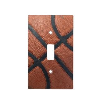 Bola de juego de baloncesto cubierta para interruptor